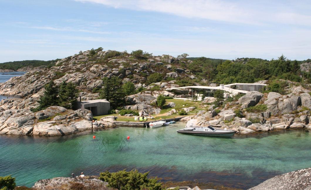 Cabin Lyngholmen, Lillesand, Norway, Lund Hagem Arkitekter, 2012, Photos by Lund Hagem Arkitekter
